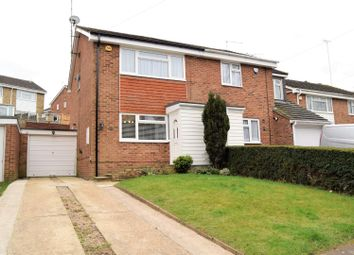 2 bed semi-detached house for sale in Harvesters Close, Rainham, Gillingham ME8