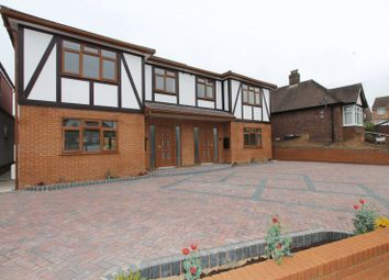 Thumbnail 3 bed flat to rent in Ferrymead Avenue, Greenford