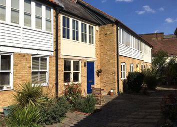 Thumbnail 2 bedroom terraced house for sale in Masons Court, High Street, Ewell, Epsom