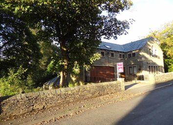 Thumbnail 4 bedroom detached house for sale in Cuttlehurst, Scissett, Huddersfield