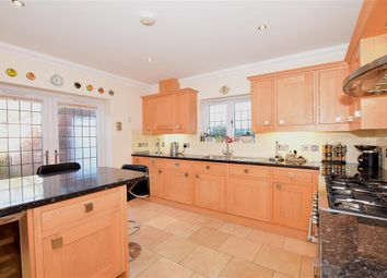 Thumbnail 4 bed bungalow for sale in Rectory Lane South, Leybourne, West Malling, Kent
