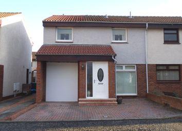 Thumbnail 3 bed semi-detached house for sale in 22 Forth Court, Port Seton, Prestonpans