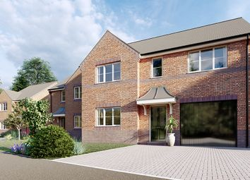 Thumbnail 4 bed detached house for sale in Plot 55, Scarsdale Green, Bolsover
