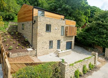 Thumbnail 4 bed detached house for sale in Abbey Road, Knaresborough