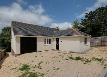 Thumbnail 3 bed detached bungalow for sale in Upper Backway, Shrewton, Salisbury