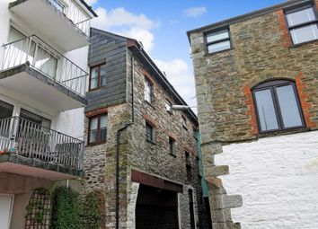 Thumbnail 1 bed flat for sale in The Quay, East Looe, Looe