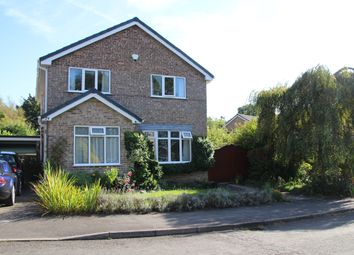 Thumbnail 4 bed detached house for sale in Elmwood, Chorley