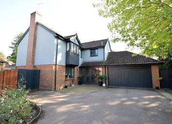 5 bed detached house for sale in Hanover Drive, Fleet GU51