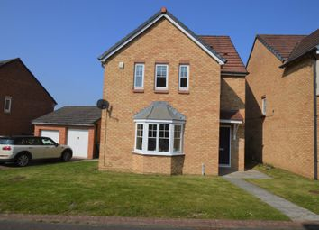 Thumbnail 3 bed detached house for sale in School Row, Prudhoe