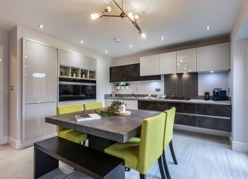 """Thumbnail 4 bed detached house for sale in """"The Welbury"""" at Etwall Road, Mickleover, Derby"""