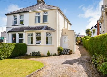 Thumbnail 3 bed semi-detached house for sale in Groomsport Road, Bangor, County Down