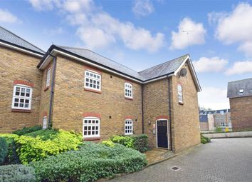 Thumbnail 1 bed flat for sale in Davy Court, Rochester, Kent