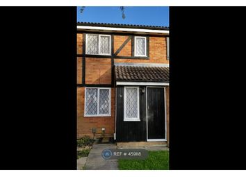Thumbnail 1 bed end terrace house to rent in Shearwater Close, Stevenage