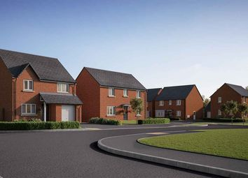 "Thumbnail 5 bed detached house for sale in ""The Collcutt"" at Roecliffe Lane, Boroughbridge, York"