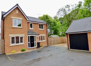Thumbnail 4 bed detached house for sale in Amelia Stewart Lane, Leeds