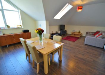 Thumbnail 1 bed flat for sale in Fields Court, South Wigston