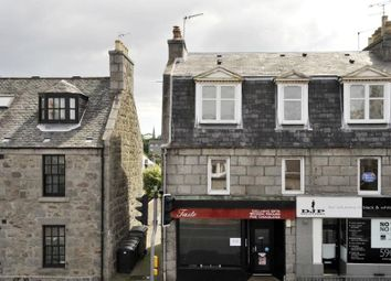 Thumbnail 1 bed flat to rent in Flat A, 253 Holburn Street, Aberdeen