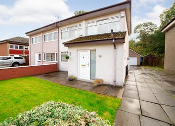 Thumbnail 3 bed property for sale in Coldstream Crescent, Wishaw