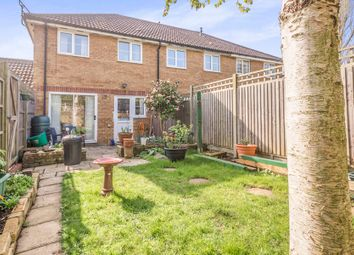 Thumbnail 3 bedroom end terrace house for sale in Hurstlings, Welwyn Garden City