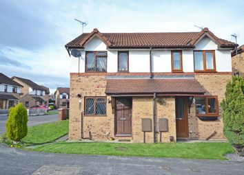 Thumbnail 2 bed semi-detached house for sale in Parkinson Close, Wakefield