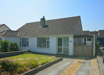 Thumbnail 2 bed semi-detached bungalow for sale in Pendeen Road, Threemilestone, Truro, Cornwall