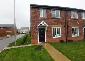 Thumbnail 3 bed semi-detached house for sale in Wellington Green, Churton Road, Fardon, Chester