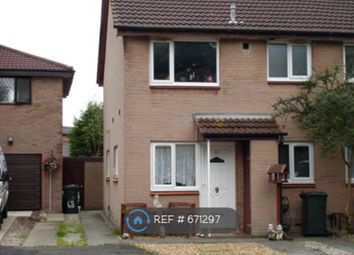 Thumbnail 1 bed semi-detached house to rent in Oak Croft, Clayton-Le-Woods, Chorley