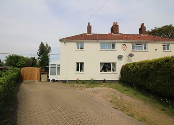 Thumbnail 4 bed semi-detached house for sale in Cantley Lane, Cringleford, Norwich