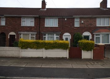 Thumbnail 2 bed terraced house to rent in Gribble Road, Fazakerley