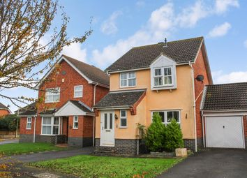Thumbnail 3 bed link-detached house to rent in Hawthorn Road, Kingsnorth, Ashford