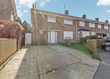 Thumbnail 4 bed end terrace house for sale in Winchester Road, Tilgate, Crawley