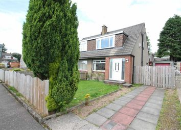 Thumbnail 3 bed semi-detached house for sale in Crinan Road, Bishopbriggs, Glasgow