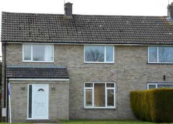 Thumbnail 3 bed semi-detached house to rent in Lakeside Rise, Blundeston, Lowestoft