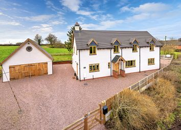 Thumbnail 4 bed detached house for sale in The White House, Weston Jones