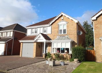 Thumbnail 4 bed detached house for sale in Baleshrae Crescent, Kilmarnock, East Ayrshire