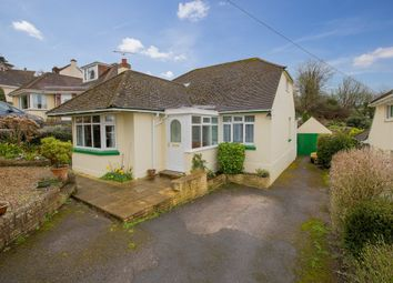 Thumbnail 5 bedroom detached bungalow for sale in Aller Park Road, Newton Abbot