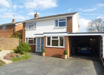 Thumbnail 4 bed detached house for sale in Magdalen Drive, Woodbridge