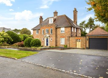 Thumbnail 5 bed detached house for sale in High Trees Road, Reigate, Surrey