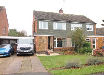 Thumbnail 3 bed semi-detached house for sale in St Augustin Way, Daventry