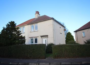 Thumbnail 3 bed semi-detached house for sale in Winifred Street, Kirkcaldy, Fife