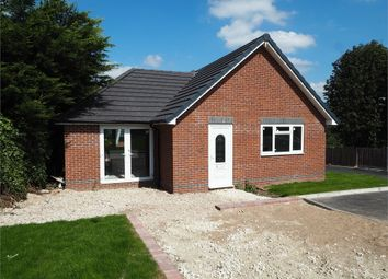 Thumbnail 2 bed detached bungalow for sale in Ley Bank, Mansfield, Nottinghamshire