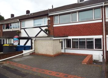 Thumbnail 3 bed property to rent in Ferndale Close, Burntwood