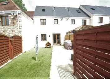 Thumbnail 3 bed terraced house for sale in Raleigh Close, Rue De La Hauteur, St Helier
