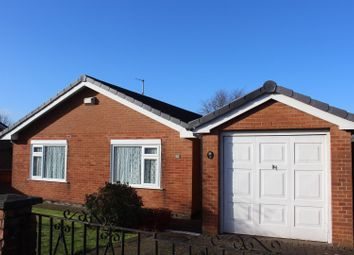 Thumbnail 3 bed detached bungalow for sale in Chartwell Road, Kirkby-In-Ashfield, Nottingham