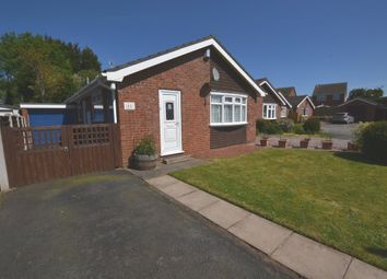Thumbnail 2 bed detached bungalow for sale in Longford Turning, Market Drayton