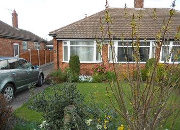 Thumbnail 2 bed semi-detached bungalow to rent in Malvern Drive, Acklam, Middlesbrough