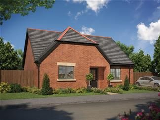 Thumbnail 2 bed bungalow for sale in Collingwood Manor, Loansdean, Morpeth