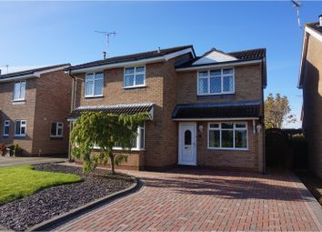 Thumbnail 4 bedroom detached house for sale in Sudgrove Place, Meir Park, Stoke-On-Trent