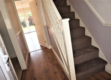Thumbnail 2 bedroom terraced house for sale in Rosewood Drive, Birmingham