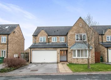 Thumbnail 5 bed detached house for sale in Wadsworth Court, Cleckheaton